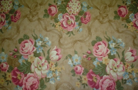 Moda Bed of Roses Decorator Fabric