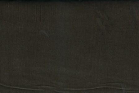 Velva Cord Fabric Corduroy Black