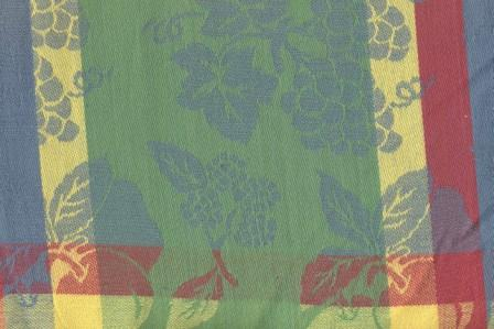 Moda for the Home Fruit on Medium Shades of color 54 Wide