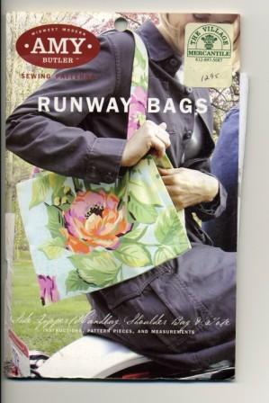 Runway Bags from Amy Butler