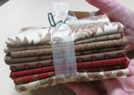 Collections Alliance from Moda 8 Fat Quarter Pack