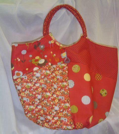 Bella Bag Purse Pattern by Indygo Junction # IJ792