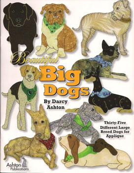 Beautiful Big Dogs by Darcy Ashton