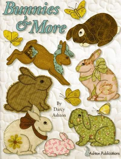 Bunnies & More from Darcy Ashton