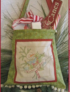 Winter Wishes from Crabapple Hill Stitchery Patterns
