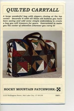 Quilted Carryall
