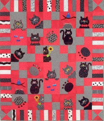 Catnip Pattern by Sew Special Designs #777