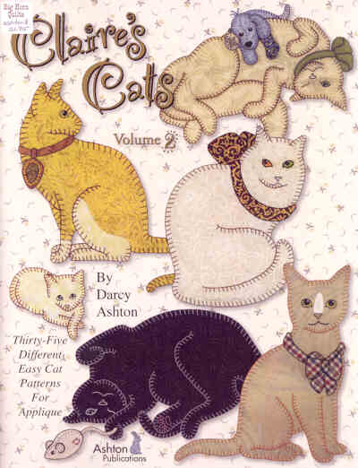 Claire's Cats Voume 2 from Darcy Ashton