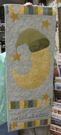 Sweet Dreams Kit from Cottage Creek Quilts