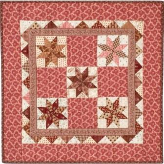 Sweet William Pattern by Carol Hopkins Designs