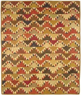 Antietam Civil War Battle Series #6 from Clothesline Quilts