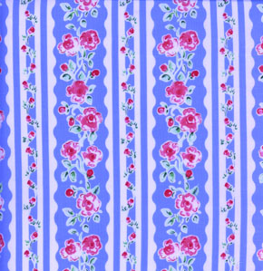 Floral Stripe from Free Spirit