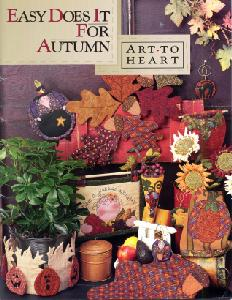 Easy Does It Autumn by Art to heart