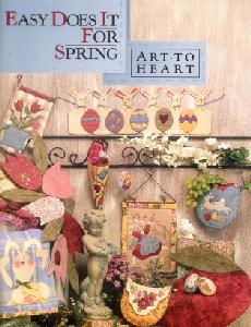 Easy Does It Spring by Art to heart