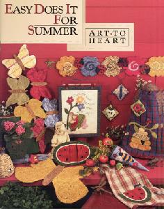 Easy Does It Summer by Art to heart