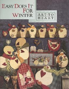 Easy Does It Winter by Art to heart