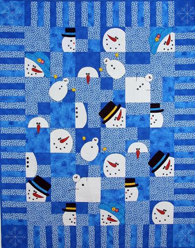 Frosty Flake by Sew Special Designs