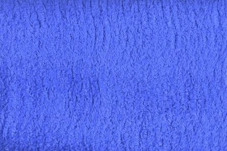 Royal Blue Hawaiian 60 wide Chenille