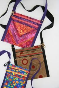 Messenger Bag #721 by Ghee's