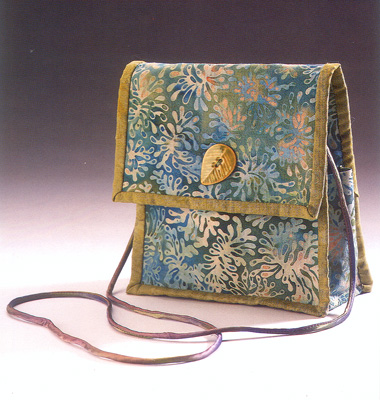 The Handy Bag by The Country Quilter
