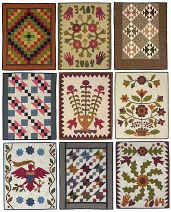 Fat Quarter Quilting: 1800?s Style
