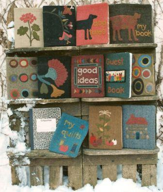 Journal Covers by Country Threads #581