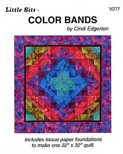 Little Bits Color Bands Pattern