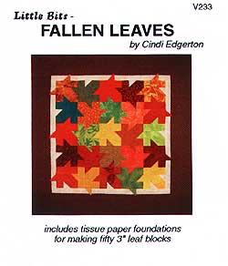 Little Bits Fallen Leaves Pattern