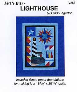 Little Bits Lighthouse Pattern