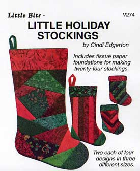 Little Bits Little Stockings Pattern