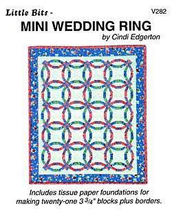 Little Bits Mini Wedding Ring Pattern