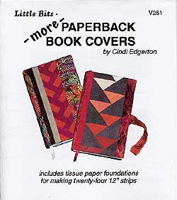 Little Bits More Paperback Book Covers Patterns