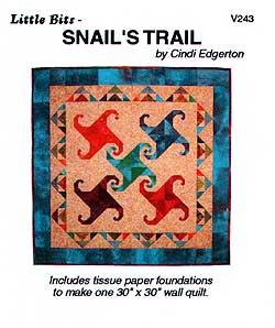 Little Bits Snail's Trail Pattern