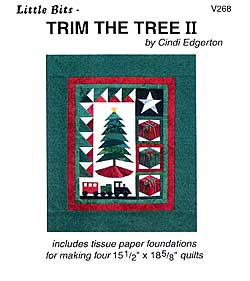 Little Bits Trim the Tree II Pattern