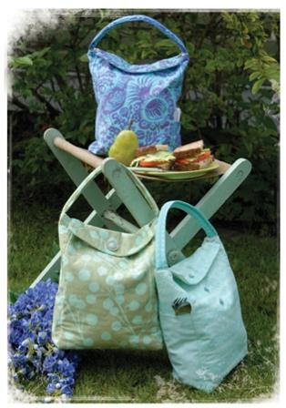 The Lunch Bag Pattern by Favorite Things
