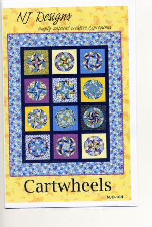 Cartwheels by NJ Designs