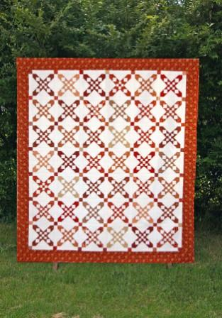 At the Crossroads by Open Gate Quilts