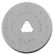 Olfa Rotary Cutter Circle CutterOlfa? Rotary Blade Refill Standard-28mm 2/Pkg