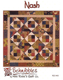 Nash Schnibbles by Miss Rosie's Quilt Co.