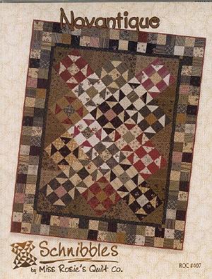 Novantique Schnibbles by Miss Rosie's Quilt Co.