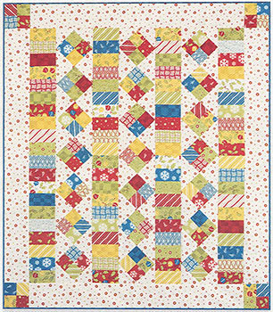 Scratch Schnibbles by Miss Rosie's Quilt Co.