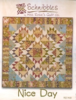 Nice Day from Schnibbles by Miss Rosie's Quilt Co. (pattern)
