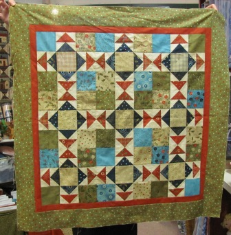 Winter White from Schnibbles by Miss Rosie's Quilt Co. Kit