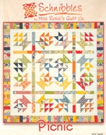 Picnic from Schnibbles by Miss Rosie's Quilt Co. (pattern)