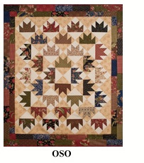 OSO from Schnibbles by Miss Rosie's Quilt Co. (pattern)