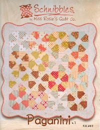 Paganini - Schnibbles by Miss Rosie's Quilt Co.
