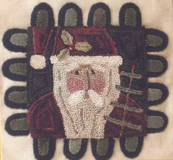 Santy Claus by Heart to Hand Collection #706