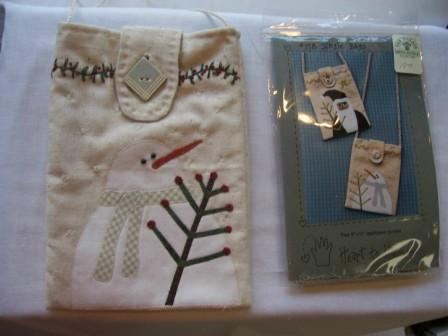 Jingle Bags Kit #178 Snowman Only