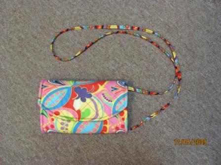 String Around the Collar Purse Pattern