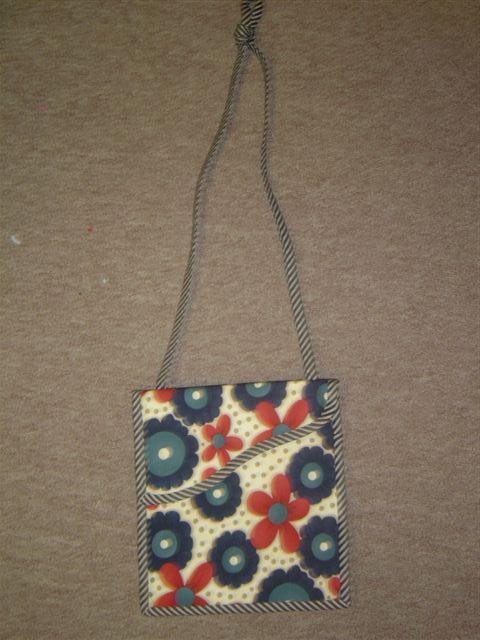 Sweet Or Sassy Shoulder Bag Pattern by Quiltricks